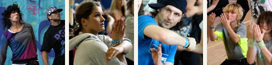 фотографии танцы
