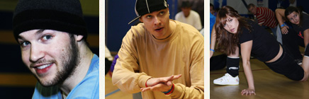 Photo Ryan Chandler Hip Hop Master Class 01 - Beginning