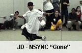 видео jd nsync gone