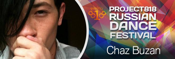 RDF13 Chaz Buzan