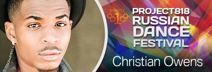 RDF13 Christian Owens